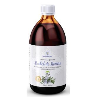 ALCOHOL DE ROMERO 500ml. BIO