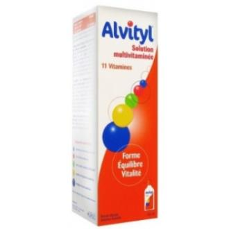 ALVITYL multivitaminico 150ml.