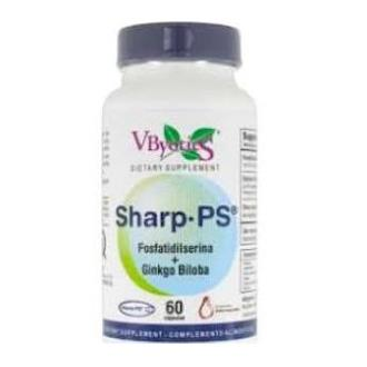SHARP PS - GINKGO (fosfatidilserina) 60cap.