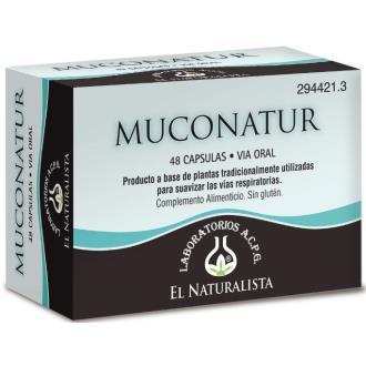 MUCONATUR 48cap.