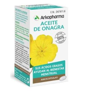 ACEITE DE ONAGRA 100arkocapsulas. BIO