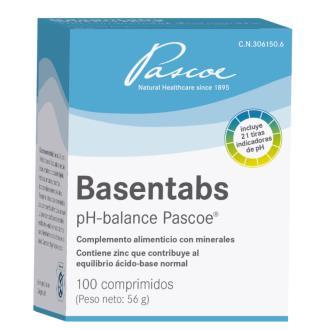 BASENTABS ph-balance 100comp.