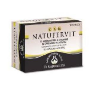 NATUFERVIT 60cap.