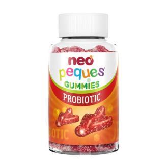 NEO PEQUES GUMMIES probiotic 30gominolas