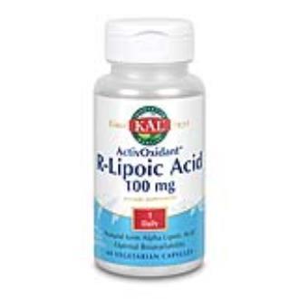 R-LIPOIC ACID activoxidant 60cap.