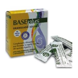 BASEPLUS granulado 21sbrs.