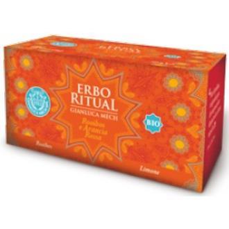 ERBO RITUAL rooibos naranja roja BIO 20filtros