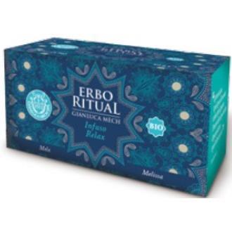 ERBO RITUAL relax BIO 20filtros