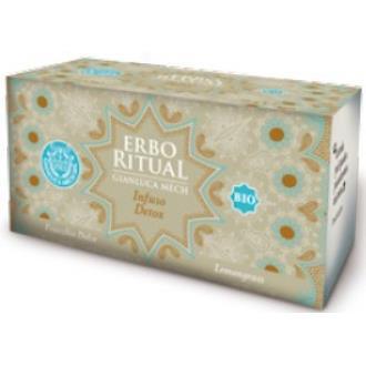 ERBO RITUAL detox BIO 20filtros