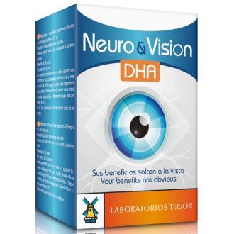 NEURO & VISION DHA 30perlas