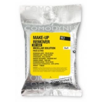 MAKE-UP REMOVER micelar piel seca 20toallitas