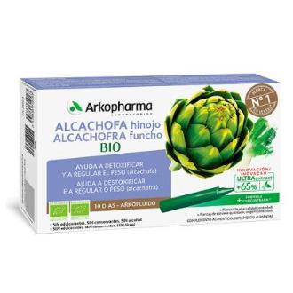 ARKOFLUIDO alcachofa+hinojo 10amp. BIO