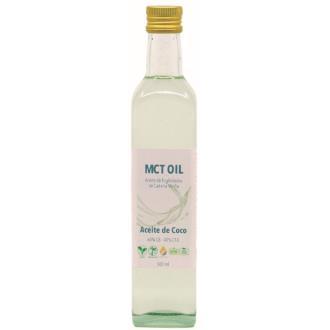 MCT mezcla de aceite C8/C10 500ml.