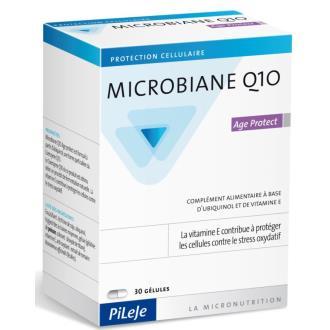 MICROBIANE Q10 age protect 30cap.