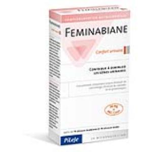 FEMINABIANE confort urinario 28cap.
