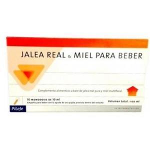 JALEA REAL Y MIEL para beber 10amp.