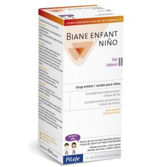 BIANE ENFANT hierro 150ml.