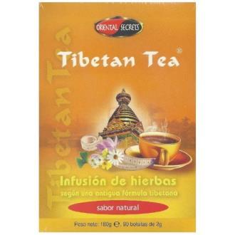 TIBETAN TEA sabor natural 90sbrs.