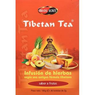 TIBETAN TEA sabor frutas 90sbrs.