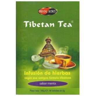 TIBETAN TEA sabor menta 90sbrs.