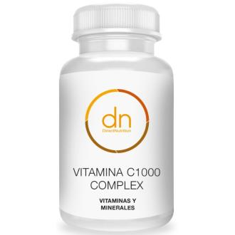 VITAMINA C 1000 complex 60cap.