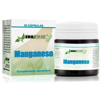 MANGANESO ergosphere 50cap.
