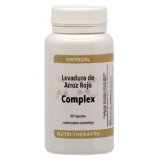 LEVADURA DE ARROZ ROJO COMPLEX 90cap.