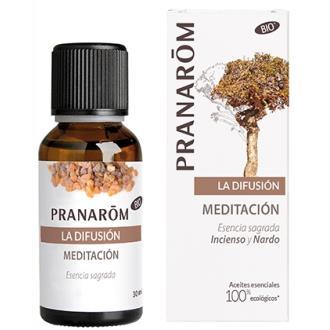 MEDITACION aceite difusion 30ml. BIO