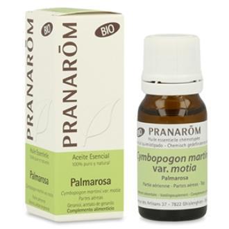 PALMAROSA aceite esencial BIO 10ml.