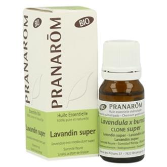 LAVANDIN SUPER aceite esencial BIO 10ml.