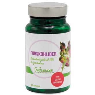 FORSKOHLIDER (coleus forskohlii) 60cap.