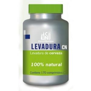 LEVADURA DE CERVEZA 170comp.