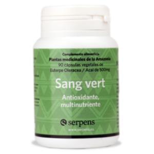 SANG VERT antioxidante 90cap.