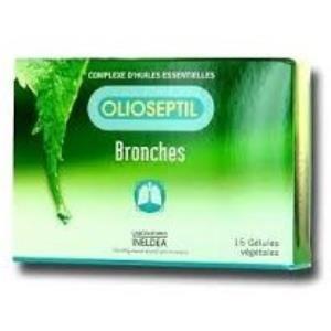 OLIOSEPTIL bronquios 15cap.