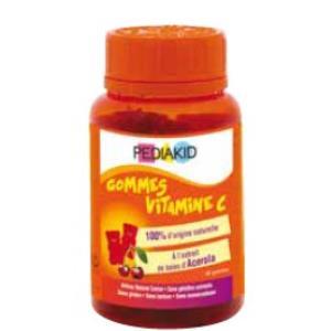 PEDIAKID GOMINOLAS vitamina C 60gominolas