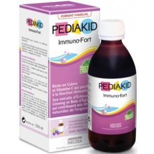 PEDIAKID inmuno-fort jarabe 250ml.