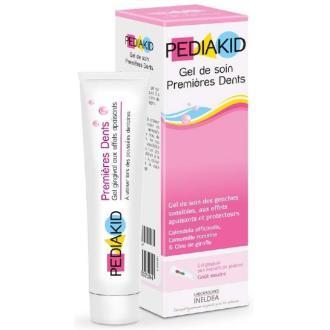 PEDIAKID primeros dientes gel 15ml.