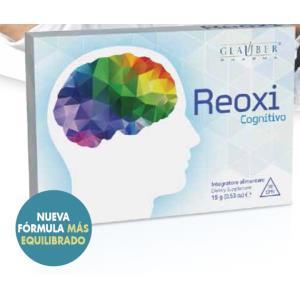 REOXI cognitivo 30comp