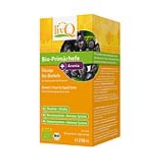 LIVQ primarhefe organica aronia 14sticks