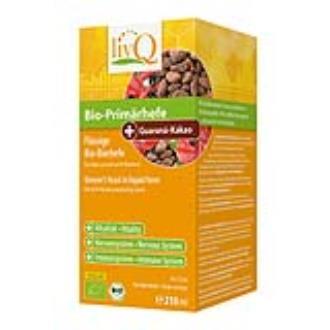 LIVQ primarhefe organica guarana y cacao 14sticks