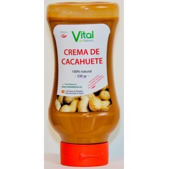 CREMA DE CACAHUETE 530gr.