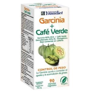 GARCINIA + CAFE VERDE 90cap.**