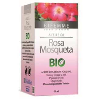 ACEITE DE ROSA MOSQUETA BIO 30ml. BIFEMME