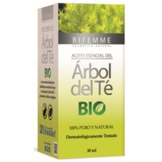 ACEITE DE ARBOL DEL TE BIO 30ml. BIFEMME