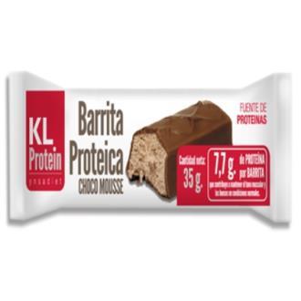 BARRITAS KL PROTEIN choco-mousse caja 20ud.