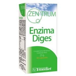 ZENTRUM enzima digest 30cap.