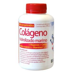 ZENTRUM colageno hidrolizado con magnesio 300comp.