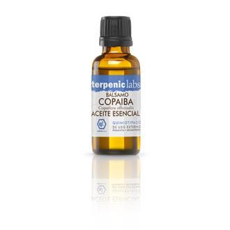 BALSAMO DE COPAIBA aceite esencial 30ml.