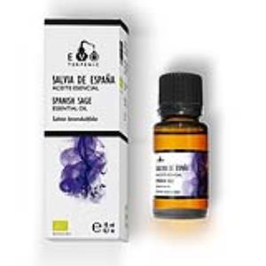 SALVIA ESPAÑA aceite esencial alimentario BIO 10ml