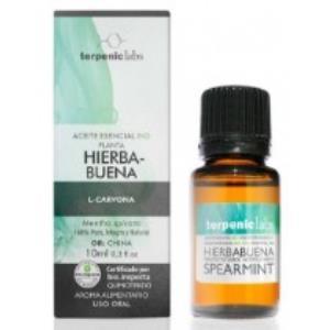 HIERBABUENA aceite esencial alimentario BIO 10ml.